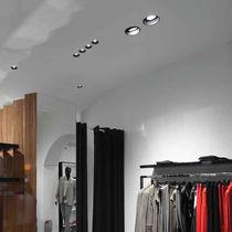 Einbaudownlight / LED / rund / Zinkdruckguss