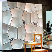 Bibliothek / originelles Design / Aluminium / von Alfredo Häberli