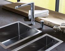 Dekorpaneel für Innenausbau / für Küchen / aus Keramik / 3-D Effekt