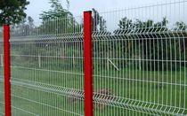 Zaun für Industrieanwendungen / Verschweißter -Gitter / aus Metall