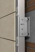 Metall-Befestigungssystem / für Fassadenverkleidung / für hinterlüftete Fassade / Außen