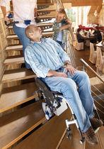 Treppenlift für Innenbereich