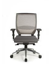 Moderner Bürostuhl / verstellbar / drehbar / Polster