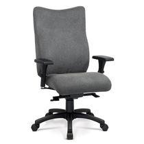 Moderner Sessel für Büro / Stoff / höhenverstellbar / schrägstellbar