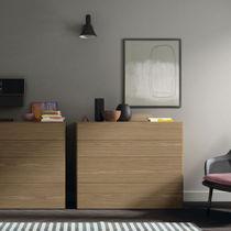 Moderne Kommode / Holz / aus MDF / modulierbar