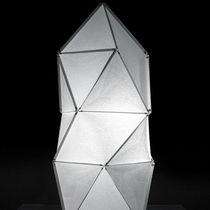 Bodenlampe / modern / Japanpapier / Innenbereich