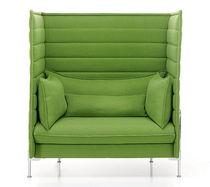 Modernes Sofa / Stoff / Gewerbe / für Großräume