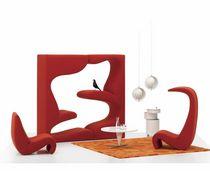 Sessel / organisches Design / Stoff / für Kinder / von Verner Panton