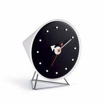 Moderne Uhr / Analog / Tisch / Metall