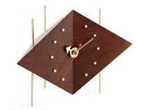 Moderne Uhr / Analog / Tisch / aus Gusseisen