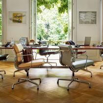 Moderner Bürostuhl / drehbar / mit Armlehnen / sternförmiger Fuß
