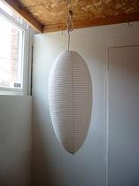 Hängelampe / modern / Papier / Innenraum