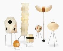 Bodenlampe / originelles Design / Papier / Innenraum