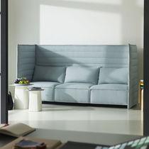 Modernes Sofa / Stoff / für öffentliche Einrichtungen / für Großräume