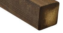 Massivholzträger / quadratisch / für Böden