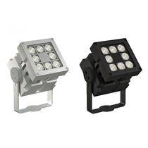 Strahler für Aufbau / für Außenbereich / LED / quadratisch