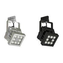 LED-Schienenleuchte / quadratisch / Aluminium / für professionellen Gebrauch