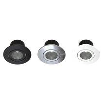 Einbaudownlight / LED / rund / aus Aluminium