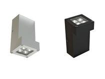Moderne Wandleuchte / für Außenbereich / Aluminium / LED