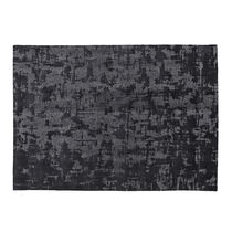 Moderner Teppich / Motiv / Seide / rechteckig