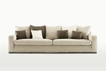 Modernes Sofa / Stoff / von Antonio Citterio / 3 Plätze