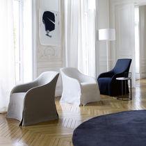 Moderner Sessel / Stoff / von Antonio Citterio