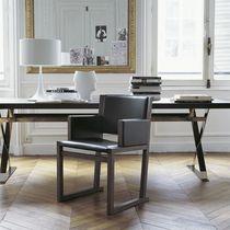 Moderner Stuhl / mit Armlehnen / Holz / von Antonio Citterio