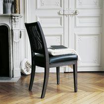 Moderner Stuhl / Stoff / Leder / von Antonio Citterio