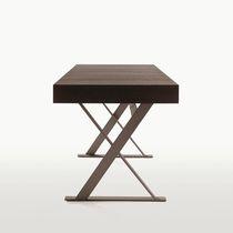 Schreibtisch aus Eiche / Massivholz / modern / von Antonio Citterio