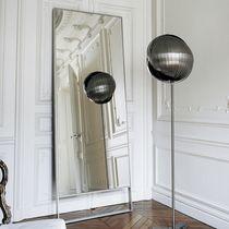 Standspiegel / modern / rechteckig / Metall