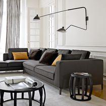 Modulierbares Sofa / klassisch / Leder / von Antonio Citterio