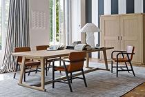 Moderner Esstisch / aus Eiche / rechteckig / von Antonio Citterio