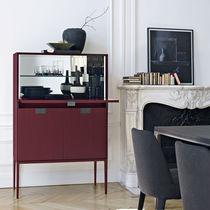 Moderner Barschrank / Holz / von Antonio Citterio