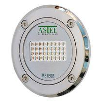 Aufbauleuchte / Einbau / LED-RGB / rund