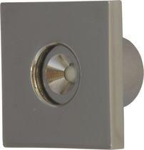 Einbaudownlight / für den Außenbereich / LED / quadratisch