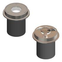 Einbauleuchte / LED / rund / für Außenbereich