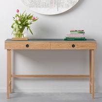 Schreibtisch aus Eiche / aus MDF / modern