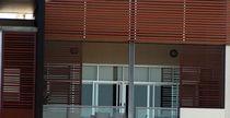 Terrassentür zum Schieben / Aluminium / Doppelverglasung