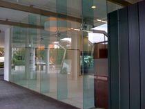 Glasscheibe für Vorhangfassade