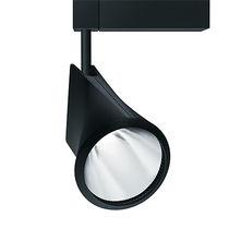 LED-Schienenleuchte / rund / aus Aluminiumguss / für Geschäfte