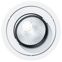 Strahler für Deckeneinbau / Innenraum / LED / rechteckig