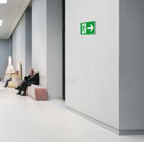 Deckenmontierte Notbeleuchtung / wandmontiert / für Deckeneinbau / hängend
