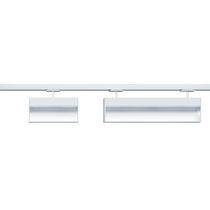 LED-Schienenleuchte / linear / aus Aluminiumguss / Gewerbe