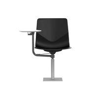 Hörsaalstuhl mit Schreibplatte / aus Polypropylen