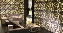 Innenraum-Fliesen / für Wände / aus Marmor / Motiv