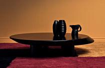 Moderne Teppich / Motiv / Wolle / rechteckig