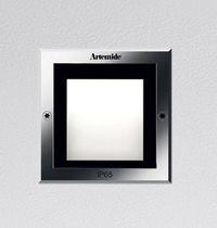 Leuchte für Wandeinbau / LED / rechteckig / quadratisch
