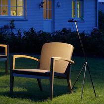 Lampe mit Fußgestell / modern / Messing / Innenbereich