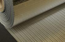 Dampfsperre aus Papier / Glasfaser / für Decke / für Trennwand