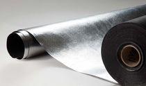 Aluminium-Dampfsperre / reflektierend / für Fußboden / für Decke